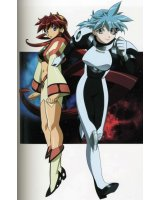 BUY NEW vandread - 138681 Premium Anime Print Poster