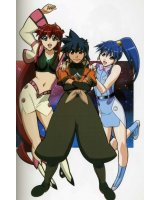 BUY NEW vandread - 138929 Premium Anime Print Poster