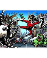 BUY NEW viewtiful joe - 167648 Premium Anime Print Poster
