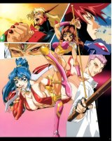 BUY NEW voltage fighter gowcaizer - 10633 Premium Anime Print Poster