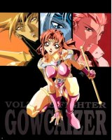 BUY NEW voltage fighter gowcaizer - 10639 Premium Anime Print Poster
