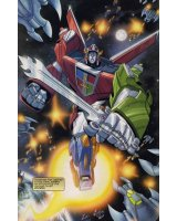 BUY NEW voltron - 64553 Premium Anime Print Poster
