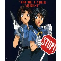BUY NEW youre under arrest - 31423 Premium Anime Print Poster